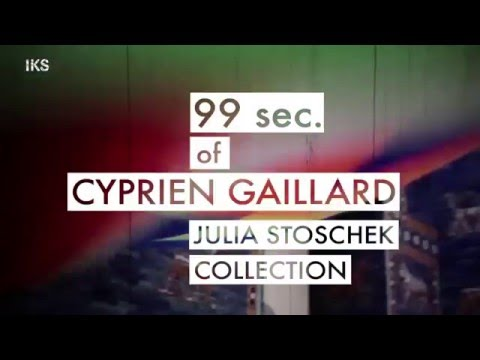 99 SECONDS OF: CYPRIEN GAILLARD / Julia Stoschek Collection