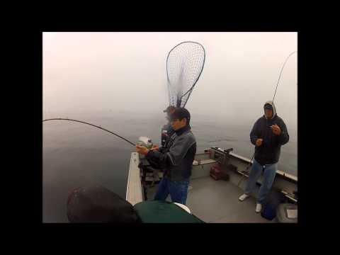 Winchester Bay Oregon Fall Salmon Fishing