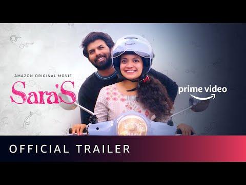 Sara's - Official Trailer (Malayalam) | Anna Ben, Sunny Wayne, Siju Wilson | Amazon Prime Video