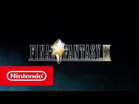 FINAL FANTASY IX - Launch Trailer (Nintendo Switch)