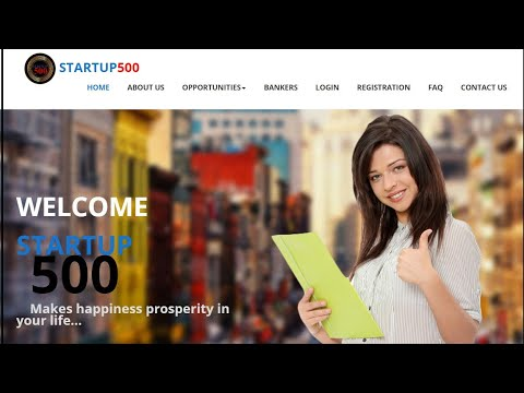 Startup 500 Crowdfunding Plan Donation System
