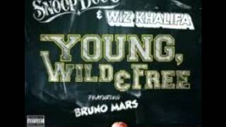 Young Wild and Free Wiz Khalifa Clean Version Lyrics