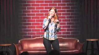Gillian Bellinger H2F Comedian