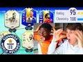 THE FASTEST KIDS 195 TOTS FUT DRAFT WORLD RECORD vs xDUTTINHO!! (FIFA 19)