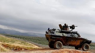 تعزيزات عسكرية تركية على الحدود العراقية السورية - world