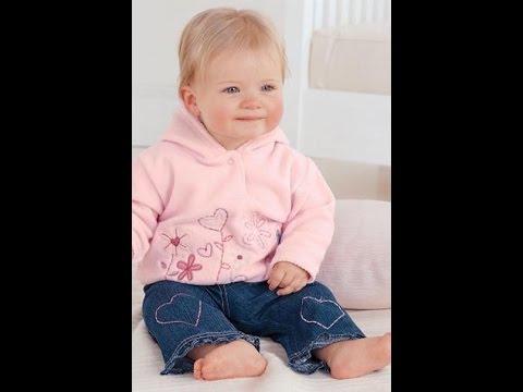 e34f7f88af44c اجمل ملابس اطفال بالوان الربيع 2015 - YouTube