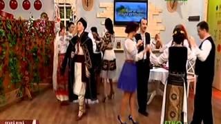 Cezar Birsanel la Seara buna dragi romani ETNO TV