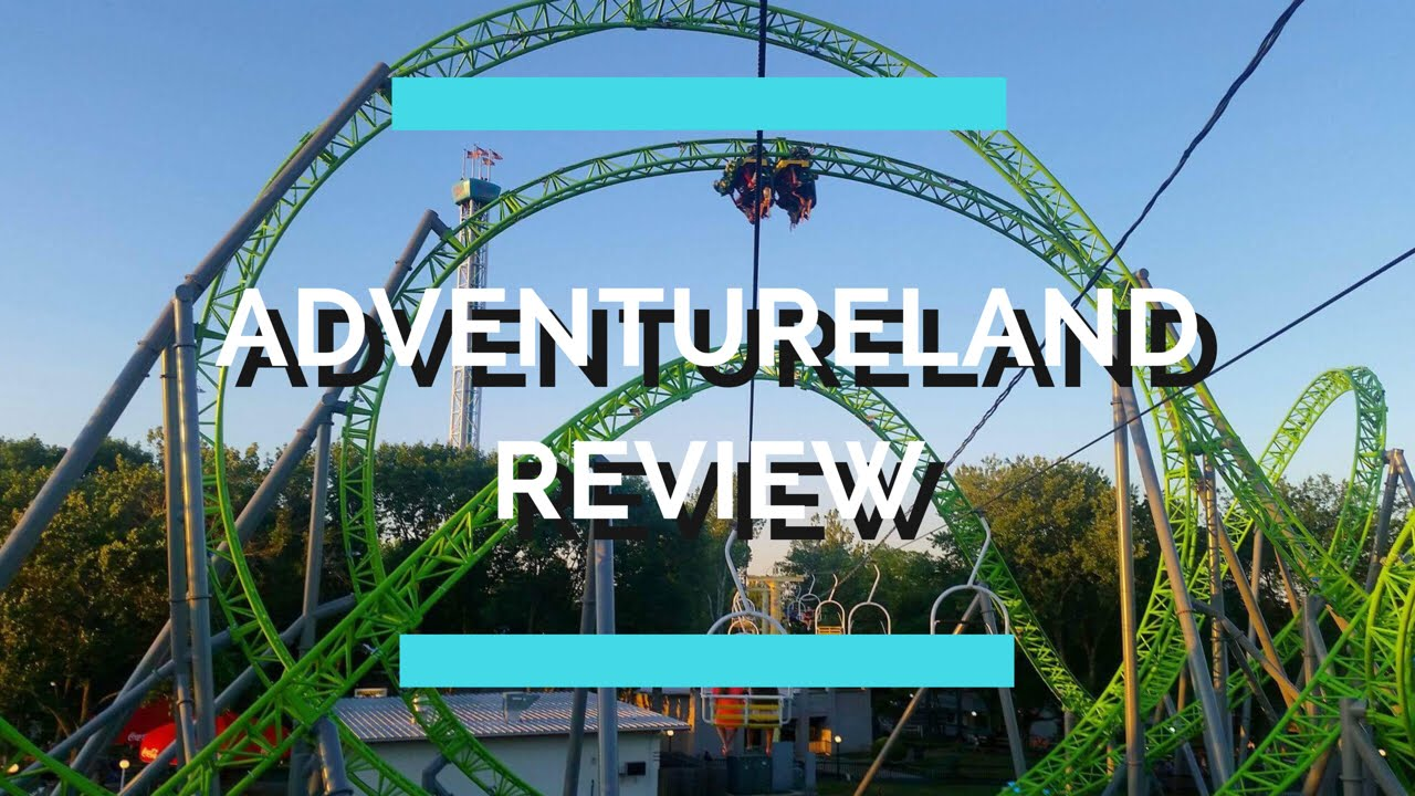 Adventureland Review With Bryan Altoona Ia Youtube