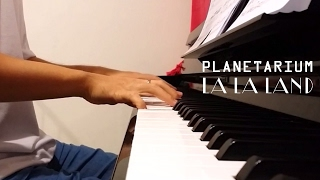 "Planetarium from ""La La Land"" (Piano Trasncription/Arrangement/Cover)"
