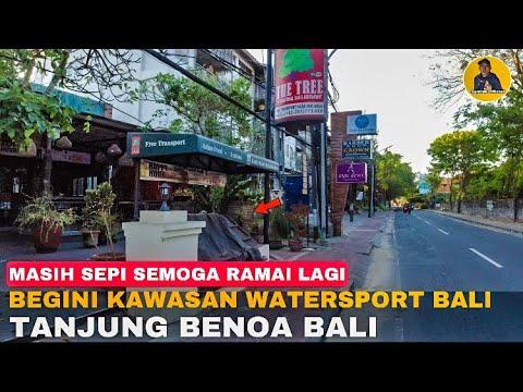 TANJUNG BENOA BALI! Situasi Bali saat ini   Pusat Watersport di Bali