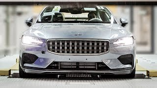 Volvo Polestar Production Line – Luxury Car made in China