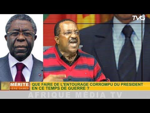 Le Président des Républicains Georges Gilbert BAONGLA sur Afrique Média