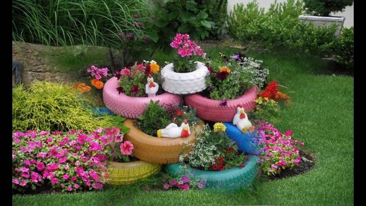 garden flowers ideas for small space