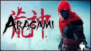 Aragami Gameplay   Ninja Stealth Game (PC)