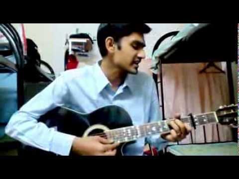 Anandha Yazhai Guitar tutorial (Thanga Meengal) by ABRA LEAN