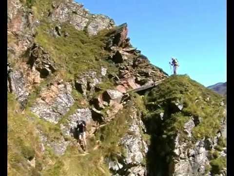 1.Herzenskrieger-Bergtour 2011 - Stubaier Höhenweg