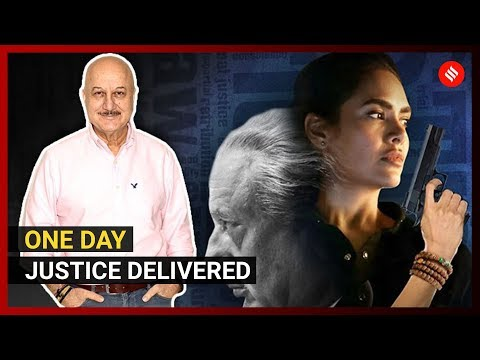 One Day Justice Delivered: Anupam Kher And Esha Gupta Interview