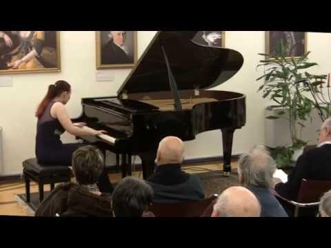 Regina Chernychko - M. RAVEL – Le Tombeau de Couperin