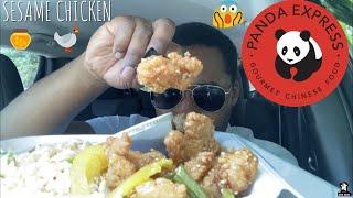 Panda Express' Honey Sesame Chicken REVIEW