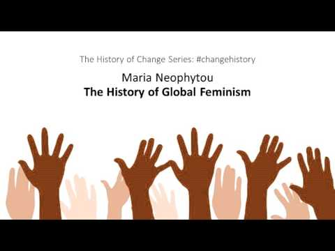 The History of Global Feminism