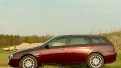 Alfa Romeo 156 Sportwagon 2.4 JTD: Die Kombi-Schönheit im Motorvision-Test
