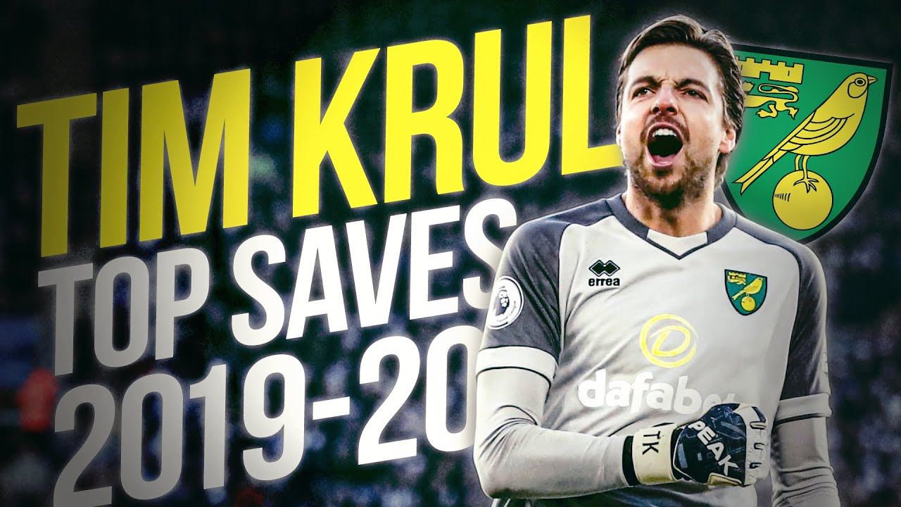 Tim Krul's Best Saves of 2019/20 | Penalty Heroics + Unbelievable Double Saves ⛔️