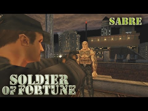 """Soldier of Fortune. Part 7 """"Sabre"""""""