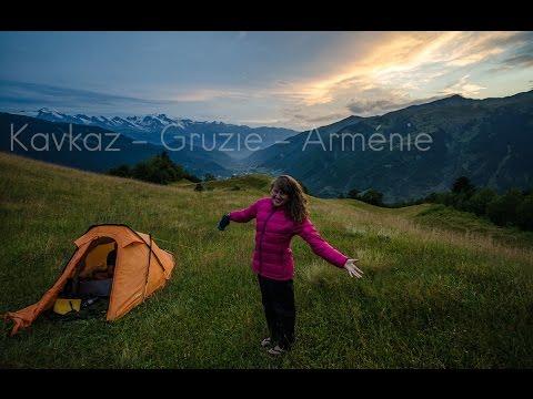 Kavkaz - Gruzie - Arménie