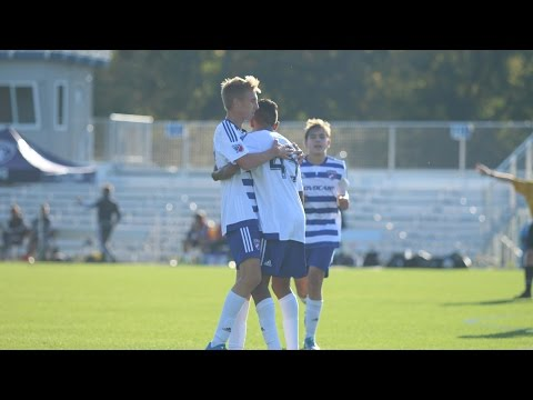 GOALS: FC Dallas Academy vs. Solar Chelsea