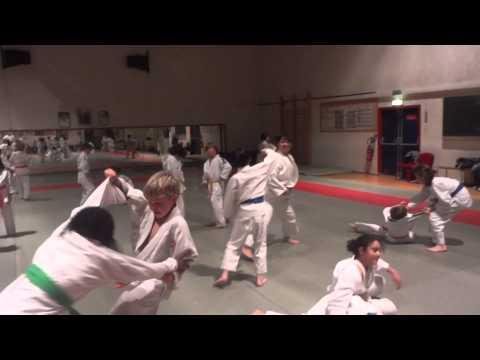 Cours de Judo au Stade Français