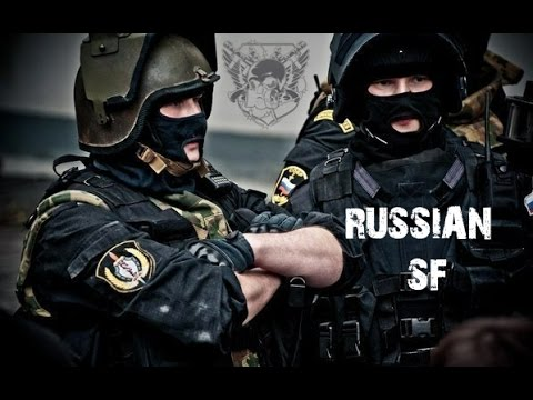 Russian Special Forces // Any Mission, Any Time, Any Place