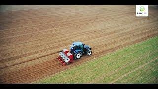 PROCAM wspiera szkoły rolnicze - siew kukurydzy w Namysłowie