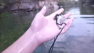 Finding River Treasure!- Sunglasses, Necklace, Ray-Bans, and More!