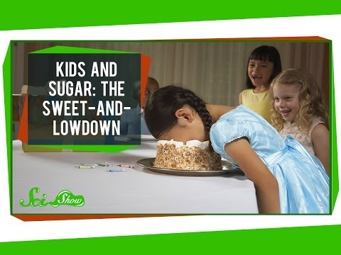 Kids and Sugar: The Sweet-and-Lowdown