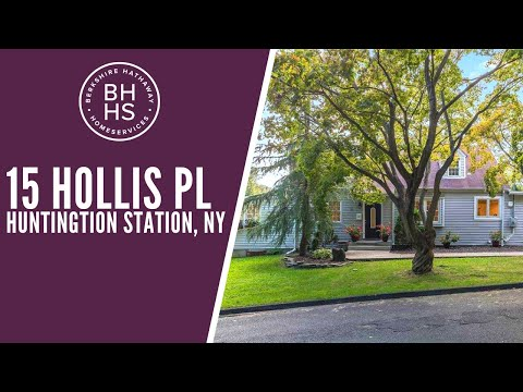 Welcome To 15 Hollis Pl, Huntington Station, NY | Huntington Station Homes For Sale