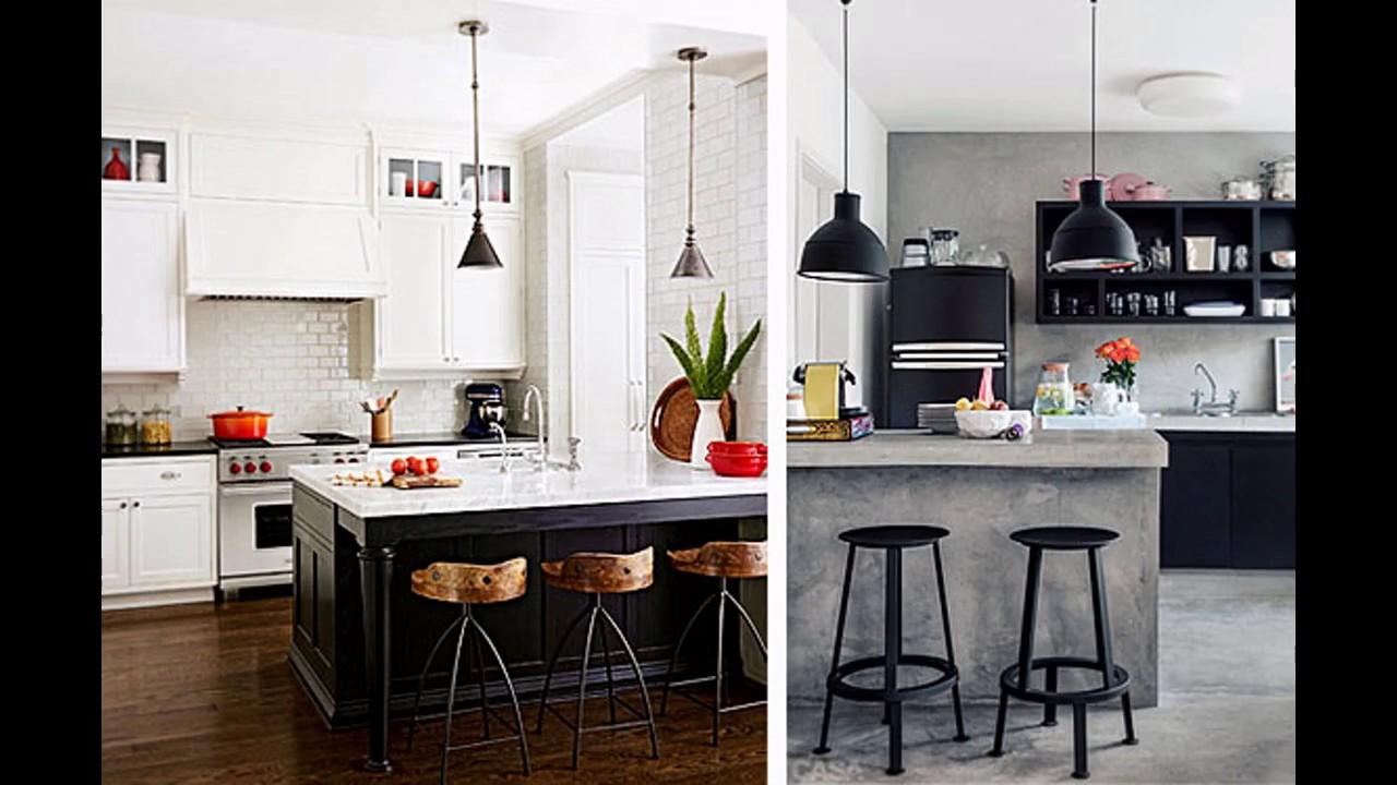 Dise os de cocina blanca y negra youtube for Youtube videos de cocina