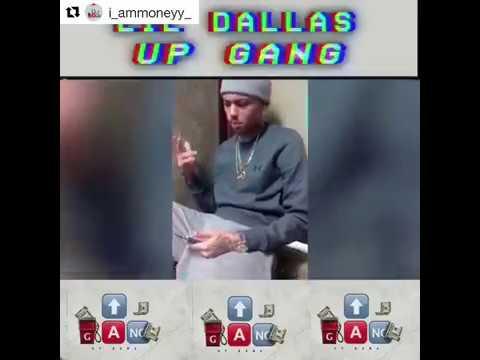 Lil Dallas - UpGang (Prison Video)