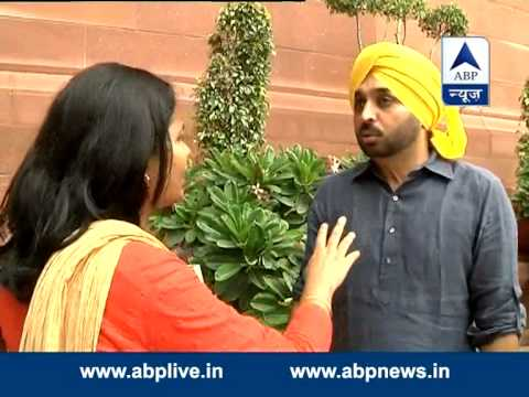 AAP MP Bhagwant Mann says fresh elections only alternative in Delhi