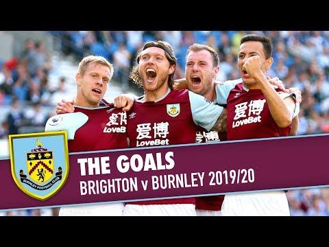 LAST MINUTE PILEDRIVER | THE GOALS | Brighton v Burnley 2019/20