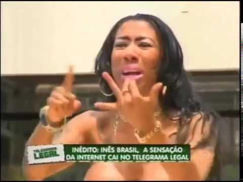 Melhores momentos - Telegrama Legal Inês Brasil