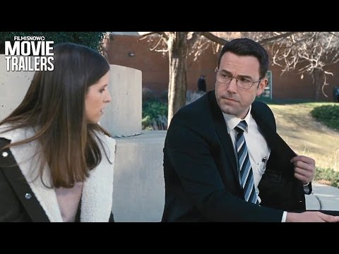 THE ACCOUNTANT | Ben Affleck shoots to kill in new trailer