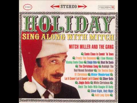 the christmas song mitch miller the gang