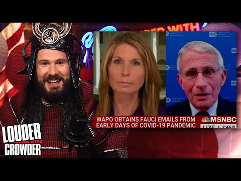 I'M BACK! The Fight Against Big Tech Continues as Fauci's Emails Drop | Louder with Crowde