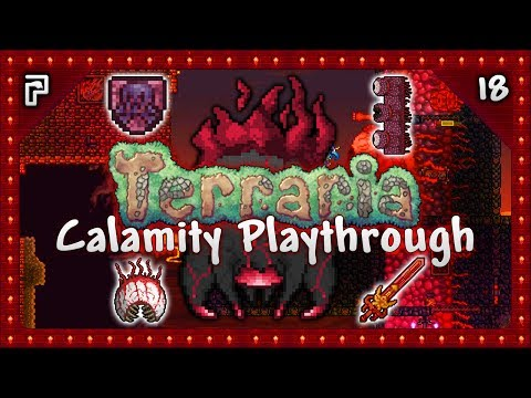 🌳 Phoenix Blade & INSANE Eye Of Cthulhu! | Terraria 1.3.4 Calamity Mod Let's Play [Episode 18]