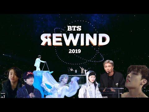 BTS Rewind 2019