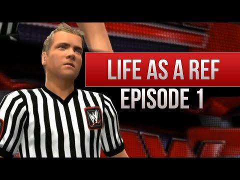 """WWE 2K14 Story - """"Life As A Ref"""" (Episode 1)"""