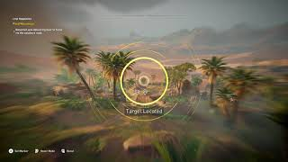 [Assasin's Creed Origins] How to find objective with Senu in under 2 seconds.