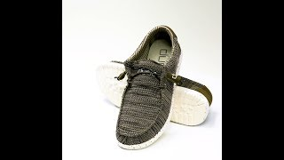 Hey Dude Shoes - 360° Wally Sox (Brown)