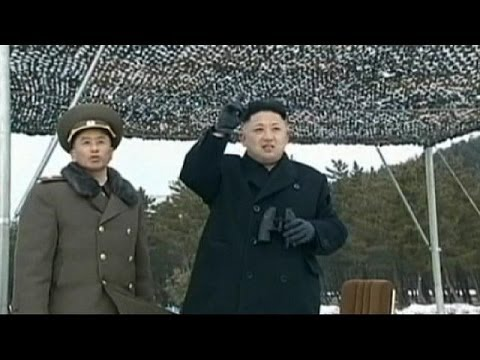 North Korea fires two ballistic missiles towards Japan Sea
