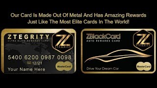 """Launch video for ZBlackCard """"2018"""""""